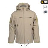 M-TAC куртка Soft Shell Police, tan