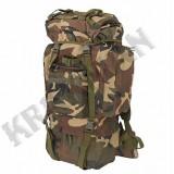 Рюкзак Combat Camping 65л - US Woodland