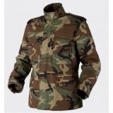Куртка M65 - Nyco Sateen - US Woodland