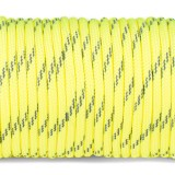 Paracord reflective, sofit yellow #r3319