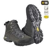 M-TAC ботинки Nashorn Dark Grey