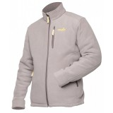 Куртка Флисовая Norfin North (Light Gray), M