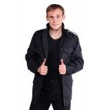 Куртка М-65, чорна ТМ BROTHERHOOD