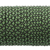 Paracord 100 emerald green snake #265-2
