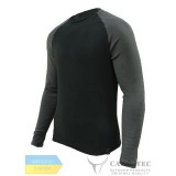Термобілизна Coral Fleece Black-Grey