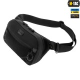 M-Tac сумка-кобура Pistol Waist Bag Elite Black