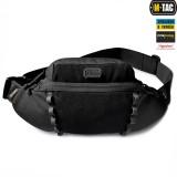 M-Tac сумка Tactical Waist Bag Elite Black