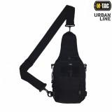 M-Tac сумка Urban Line City Patrol Carabiner Bag Black