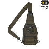 M-Tac сумка Urban Line City Patrol Fastex Bag Olive