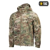M-Tac куртка Soft Shell Multicam
