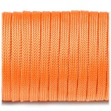 Coreless Paracord, orange yellow #044-H