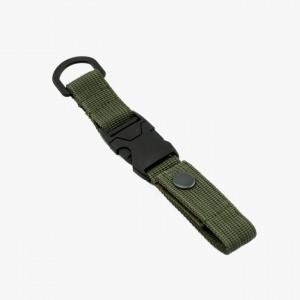 Быстросъёмное крепление на пояс для страховочного тренчика, army green