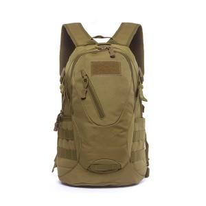 Тактический патрульный рюкзак D5-8253, wolf brown, 15л
