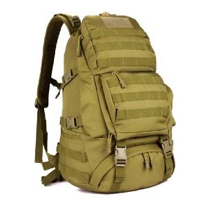 Тактический рюкзак НАТО большой D5-9331, wolf brown, 40л