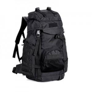 Большой тактический рюкзак D5-9319, black, 50л