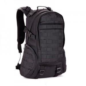 Тактический патрульный рюкзак D5-9330, black, 25л