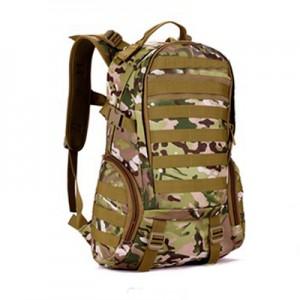 Тактический патрульный рюкзак D5-9330, cp camo, 25л
