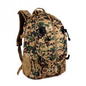 Тактический штурмовой рюкзак D5-9336, jungle digital, 32л