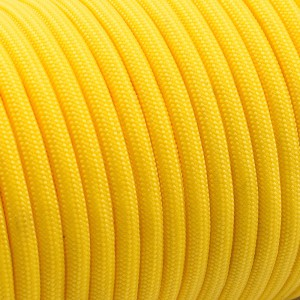 PPM cord 6 mm 2007 | yellow pastel #419-PPM6