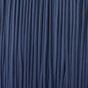 Minicord. Paracord 100 Type I (1.9 mm). navy blue #038-type1