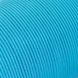 Minicord. Paracord 100 Type I (1.9 mm). ice mint #049-type1