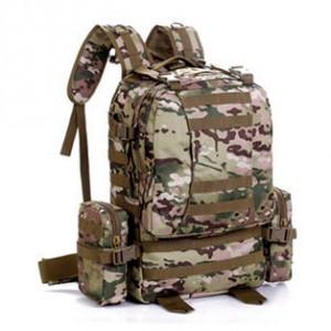 Большой тактический рюкзак 3-day Assault Pack D5-1016, cp camo, 45л