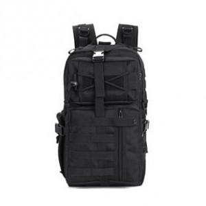 Тактический рюкзак средний D5-2025, black, 17л