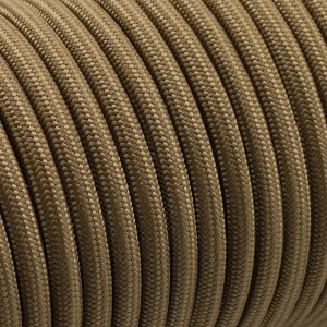 PPM cord 6 mm  |  coyote brown #012-PPM6