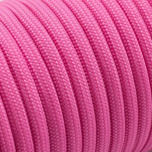 PPM cord 6 mm, sofit pink #315-PPM6