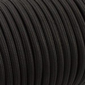 PPM cord 8 mm, Black #016-PPM8