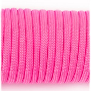 Paracord 550 bright pink #053