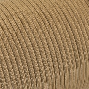 Paracord 550 coyote brown #012