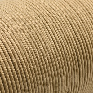 Paracord 550 golden sand #028