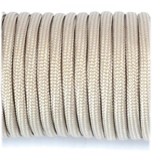 Paracord 550 light grey #029