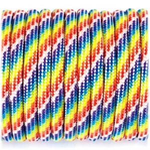 Paracord 550 rainbow camo #027