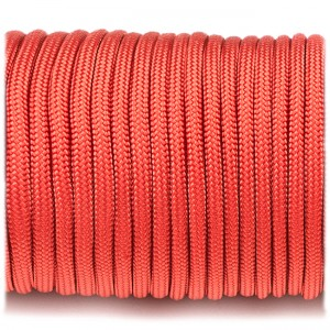 Paracord 550, red #021