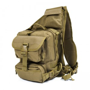 Тактический однолямочный рюкзак, X209, 12л