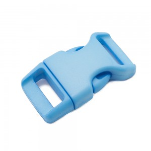 """5/8"""", голубой, фастекс пластиковый"""
