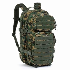 Тактический штурмовой рюкзак Red Rock Assault 28 (Woodland Digital)