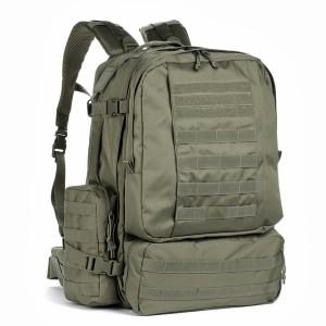 Большой тактический рюкзак 3-day Assault Pack Red Rock Diplomat 52, olive drab, 52 л