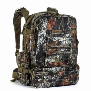 Большой тактический рюкзак 3-day Assault Pack Red Rock Diplomat 52, mossy oak brush up, 52 л