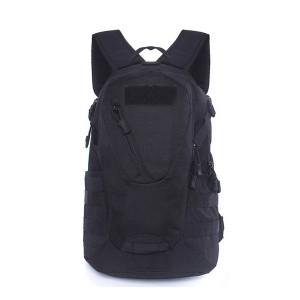 Тактический патрульный рюкзак D5-8253, black, 15л