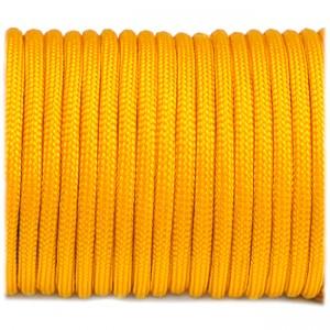 Paracord 550, golden rod #087