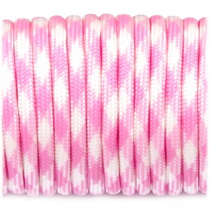 Paracord 550 pretty in pink #092