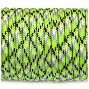 Paracord 550 green spec camo #099