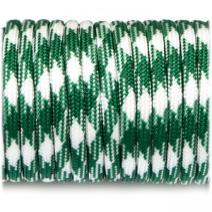 Paracord 550, shamrock frost #170