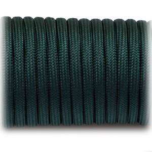Paracord 550 blue green #022