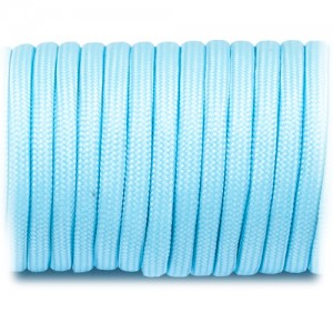 Paracord 550 crystal blue #082