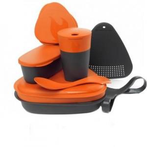 Набор посуды для туризма Light My Fire MealKit 2.0 orange
