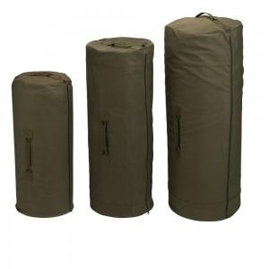 Баул Rothco Canvas Zipper Duffle Bag OD